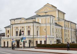 Национальный академический театр им. Я.Купалы