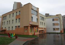 Детсад в Масюковщине