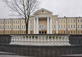 Здание Следственного комитета Республики Беларусь