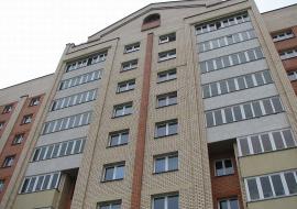 Жилой дом по ул.Бельского