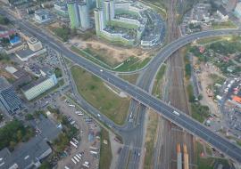 Реконструкция путепровода по ул. Кальварийской
