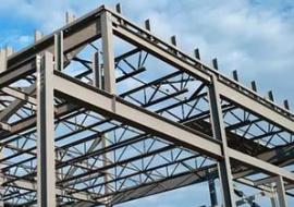 Производство большепролетных металлоконструкций