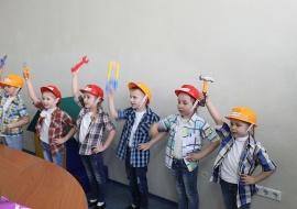 Детский праздничный концерт