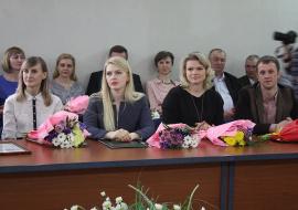 """Награждение к 50-летию ГПО """"Минскстрой"""""""