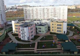 Детский сад ОАО Стройтрест № 1