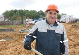 Декан факультета городского хозяйства и экологии Национального университета архитектуры и строительства Армении Валерик Арутюнян