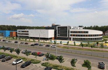 Школа в Новой Боровой ОАО Стройтрест № 4