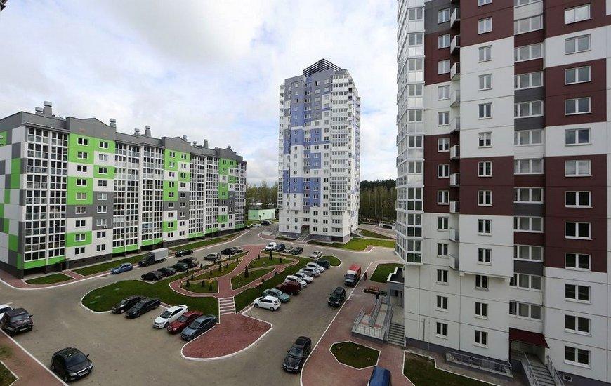 РФ, г. Калуга, жк «Малиновка», жилые дома № 5,7,8,9 по генплану
